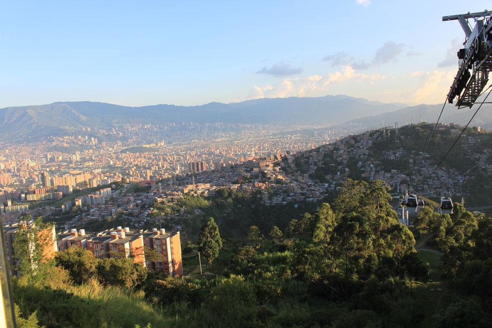 Stadtbesichtigung von Medellin mit KOLUMBIENline