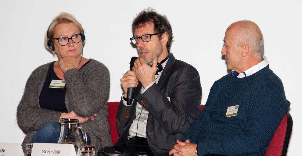 Rolf Jucker als Keynote-Speaker