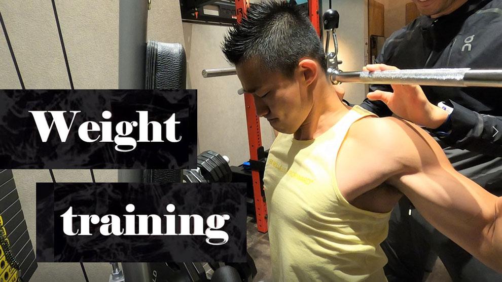 大阪のパーソナルトレーニング ウエイトトレーニング