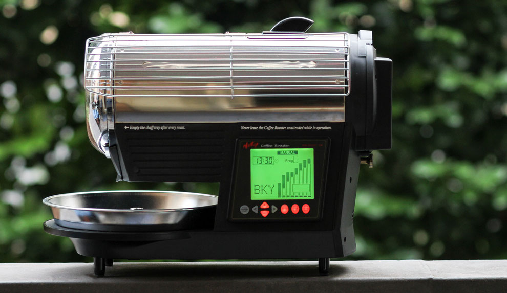 Hottop Coffee Roaster programmable