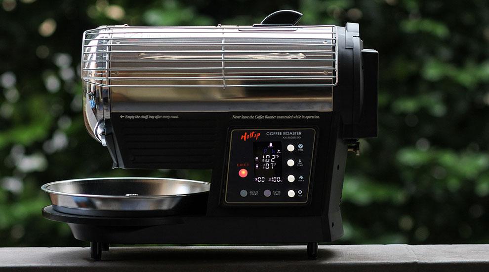 Probenröster für Kaffee von Hottop