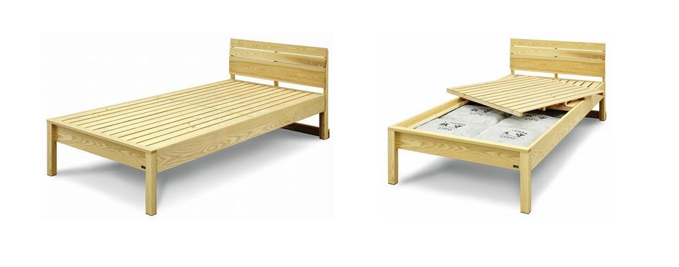 布団・マットレスが干せなくてお困りの方へ! 炭入り健康ベッド「森の寝床」に敷いたままで除湿‼ より健康な寝床を作ります。