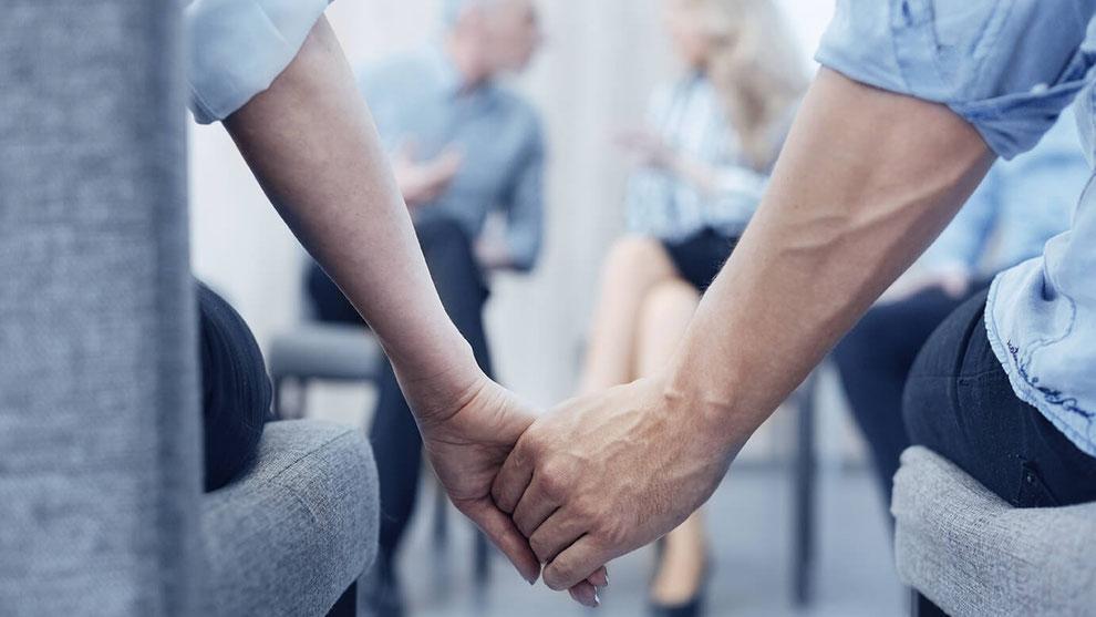 An welche Menschen richtet sich Emotion-Flow - in Gesprächen werden Konflikte gelöst.