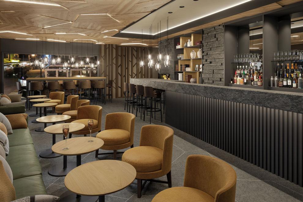 Bar des Hotel Julen