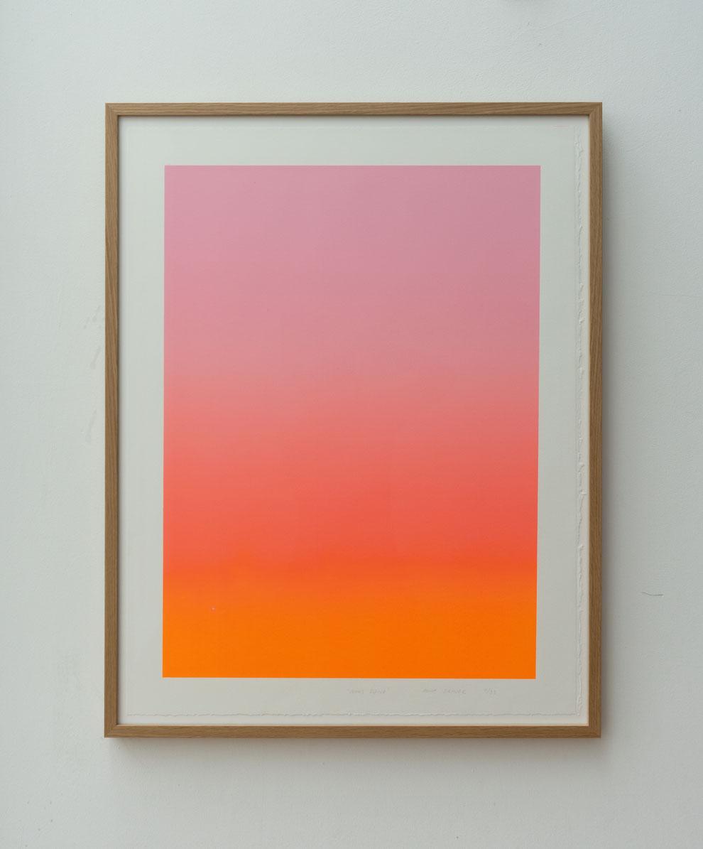 "Alina Birkner ""Venus Rising"" 2020, 60x80 cm Limited Edition Silkscreen Print"