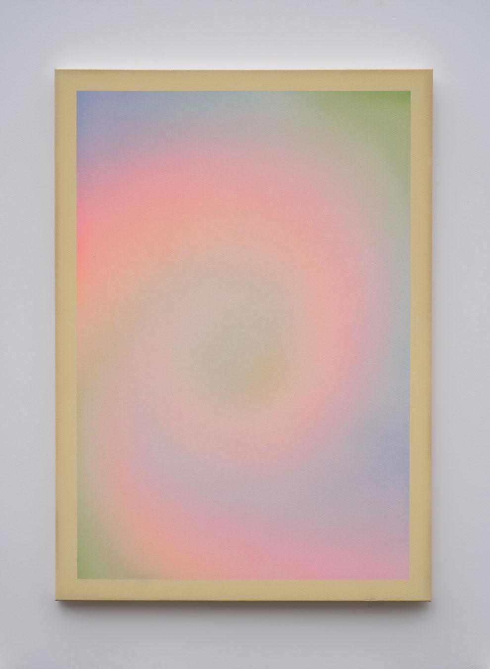 """Alina Birkner """"Untitled (Euphoria II)"""" 2021, 170x120 cm"""