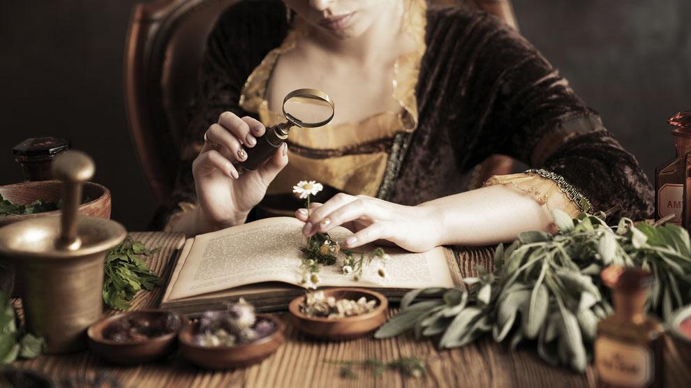 blog over de feiten en fabels over vingerhoedskruid en de medicijnen die Claire Fraser in Outlander gebruikt