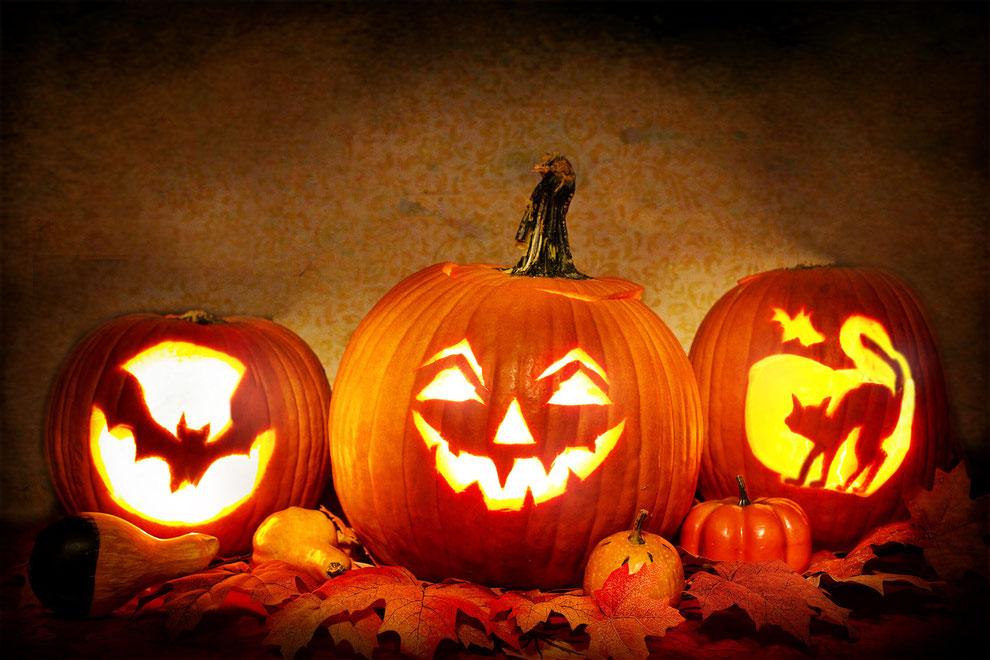 blog over het verhaal van halloween en jack o' lantern