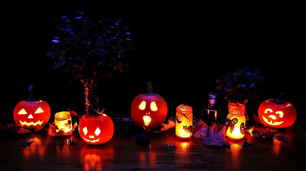 blog over trick or treat, Sint Maarten en Halloween gebruiken