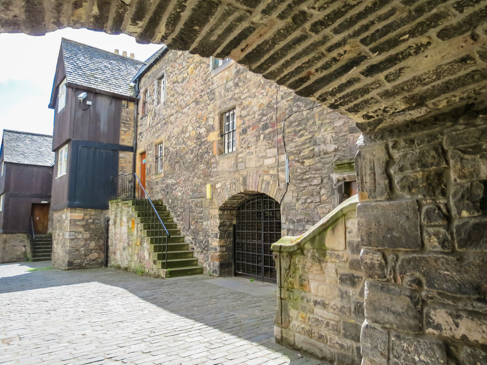 blog over outlander top 10 filmlocaties en jamie's printshop