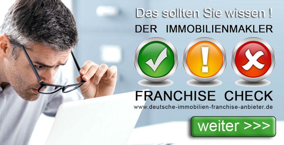 a011 IMMOBILIEN FRANCHISE VERGLEICH IMMOBILIENMAKLER FRANCHISE MAKLER QUEREINSTEIGER FRANCHISING MAKLERFRANCHISE IMMOBILIENFRANCHISE
