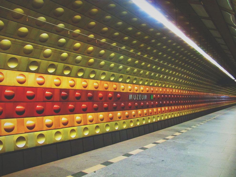 bigousteppes république tchèque prague métro