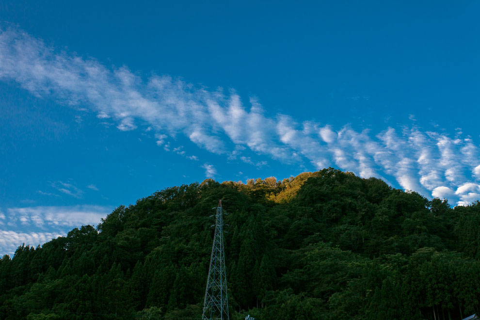 金沢 山 白山