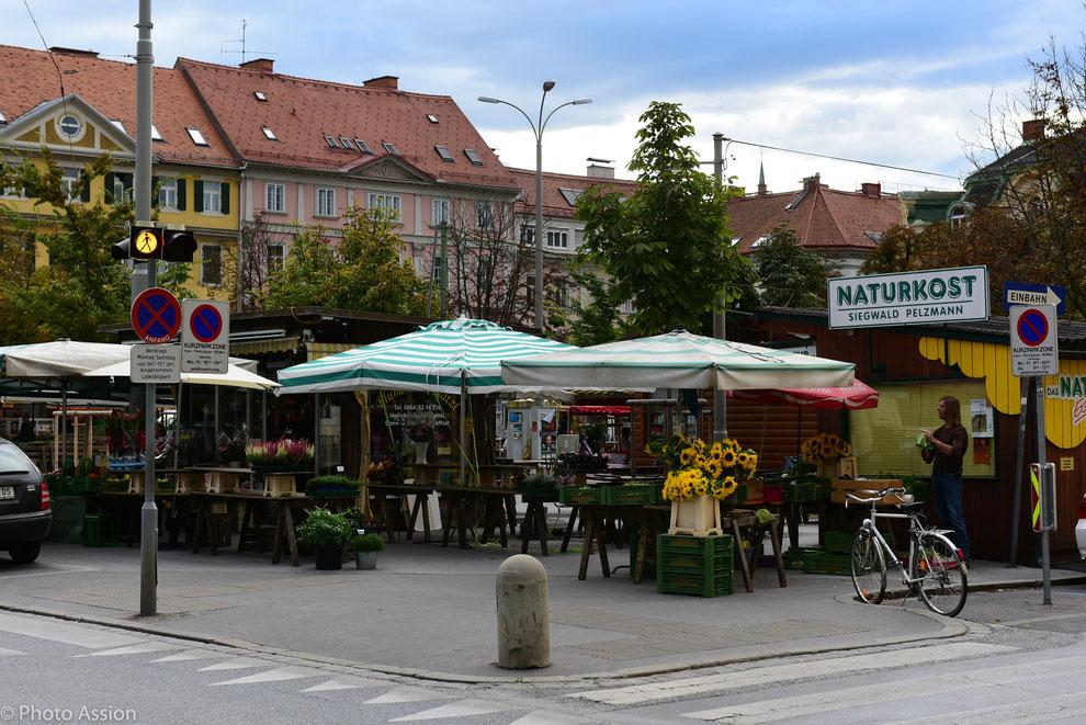 Grazer Bauernmarkt