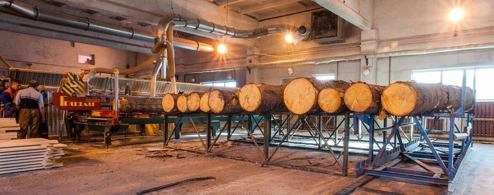 ле шале производство бруса пиломатериалов