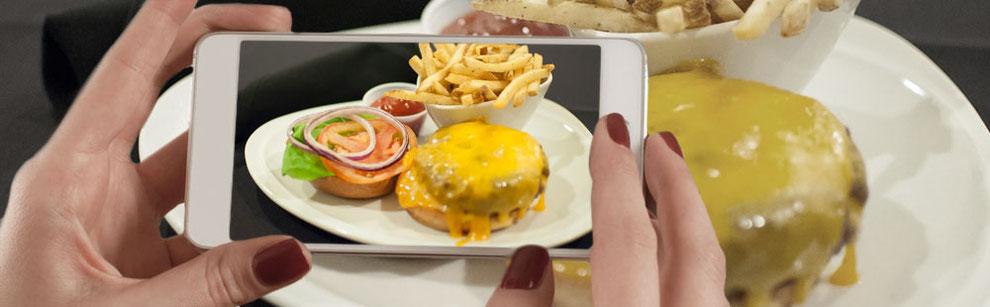 Foto Banner Cómo hacer mejores fotos de comida