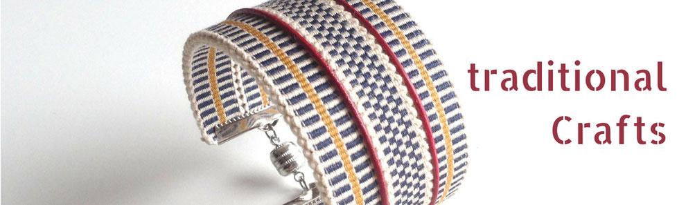 伝統工芸の商品