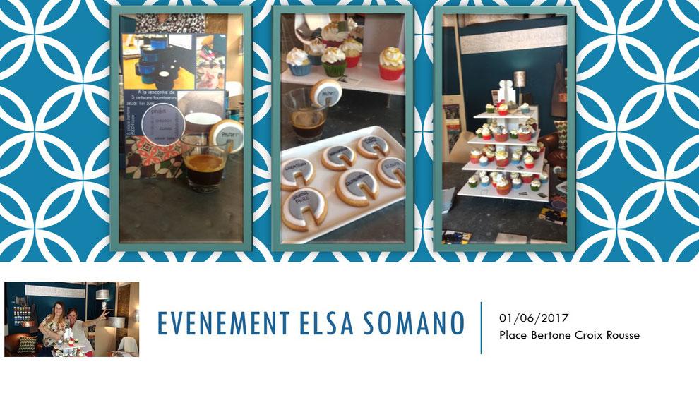 buffet sucré événement entreprise Tonka Croix Rousse
