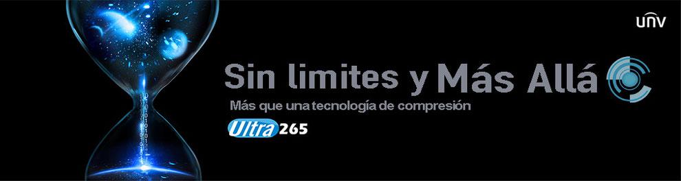 Ultra 265, H265, disco duro, UNV