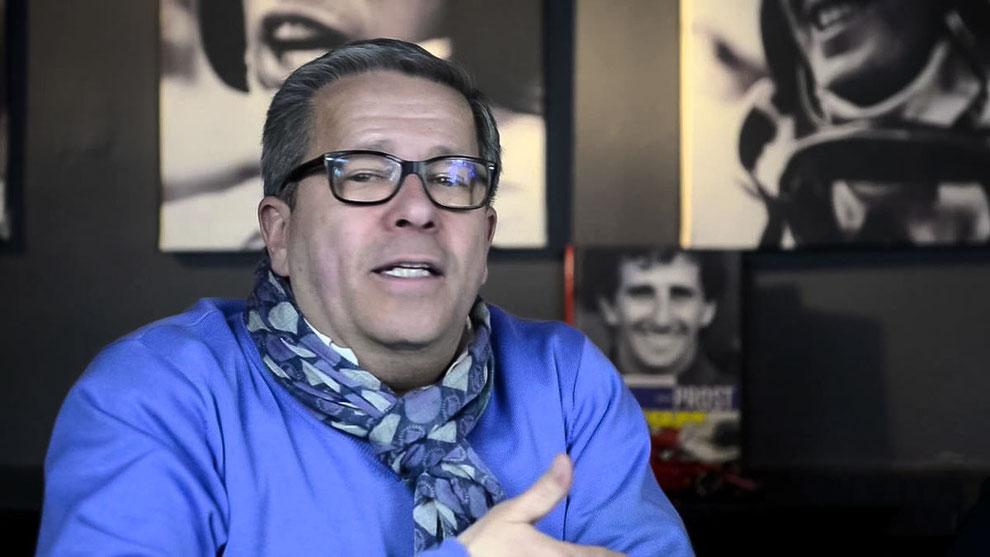 Journaliste, commentateur TV, consultant, rédacteur en chef, administrateur de société, écrivain,... Pierre Van Vliet est un infatigable homme de communication.