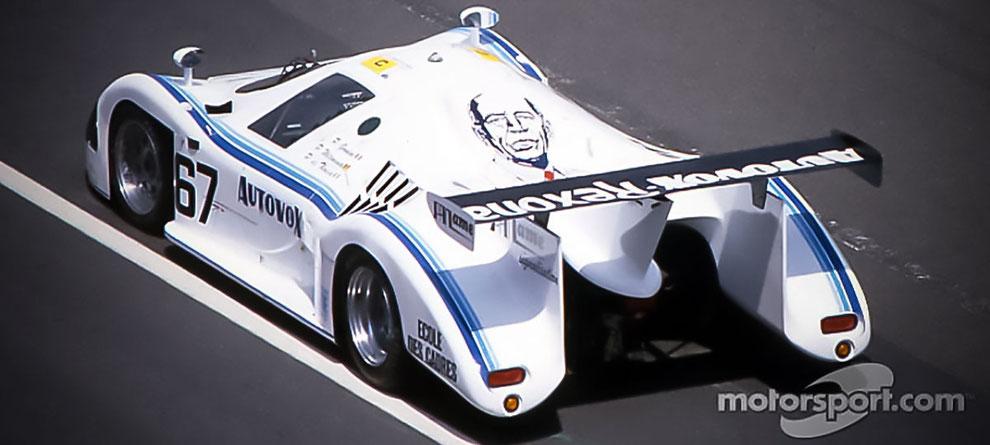pascal witmeur 24h du mans 1984 rondeau conference automobile art la tartine lasne