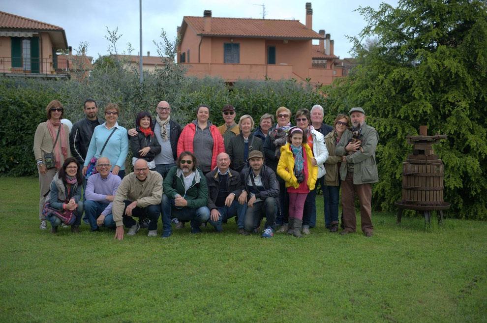 Cortona e Castiglion del Lago 2014