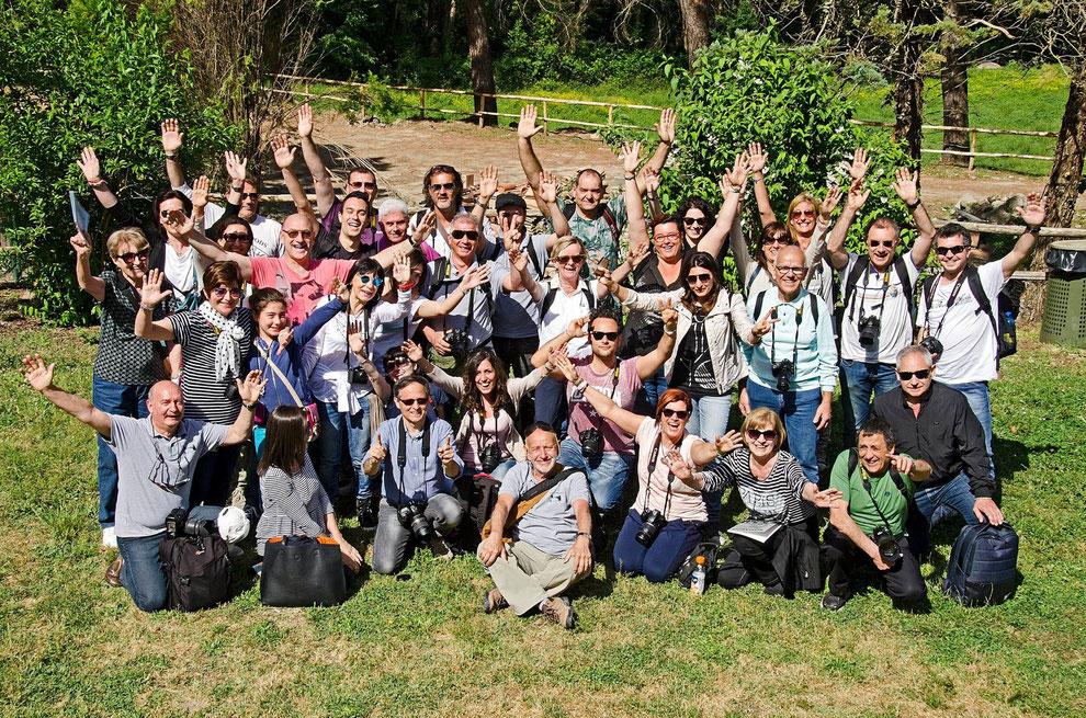 Gita Sociale 2015 Civita di Bagno Regio, Bomarzo Cascata delle Marmore e Acquapendente