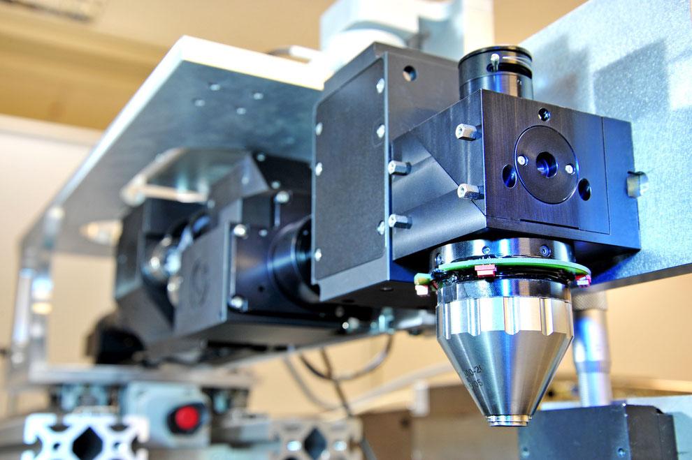 Laser sind komplexe Systeme