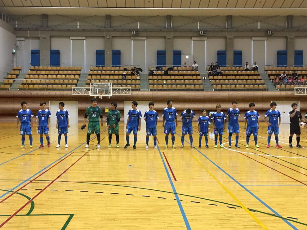 大阪 府 フットサル リーグ