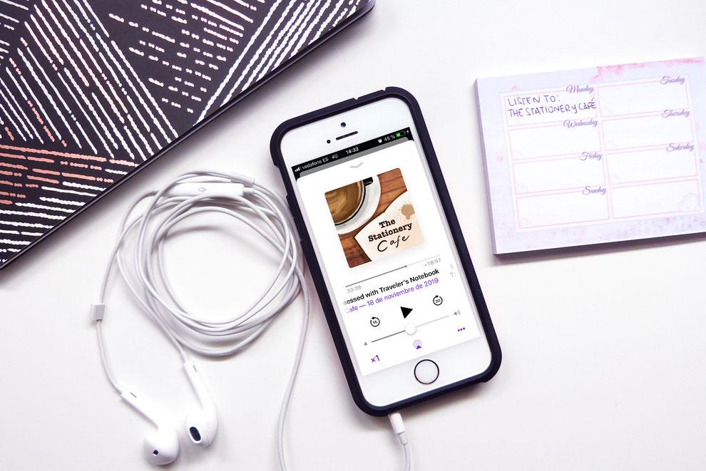 The Stationery Cafe Podcast