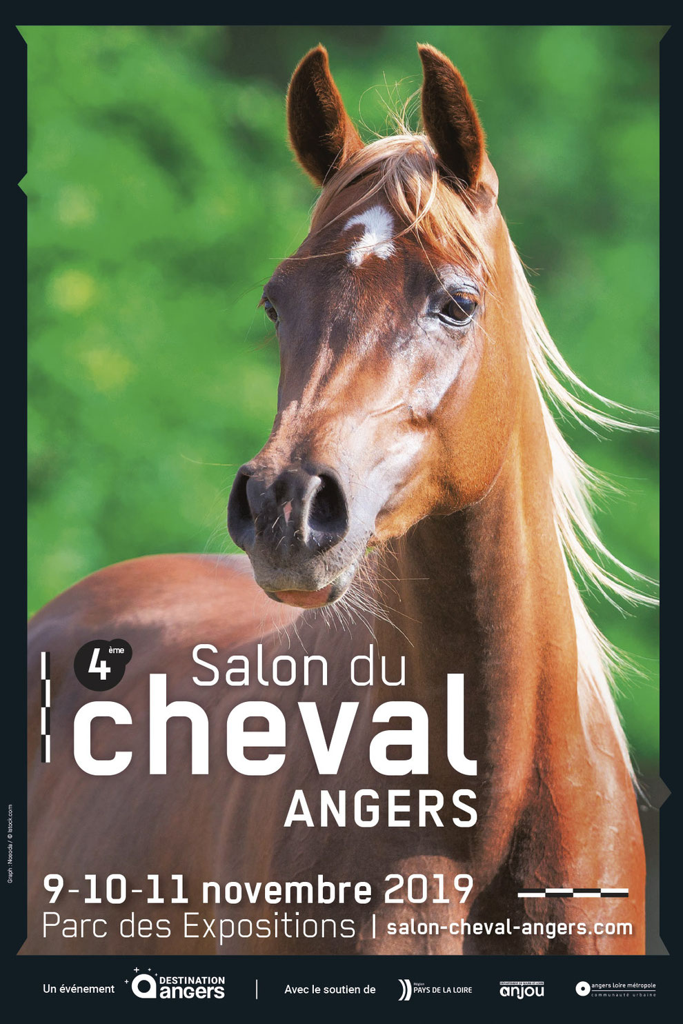 Salon du Cheval 2019 Angers