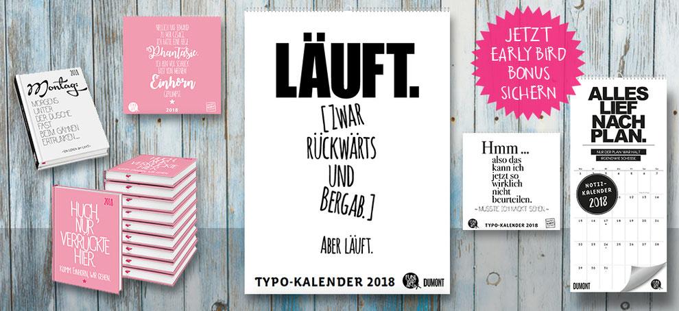 FUNI SMART ART Kalender 2018