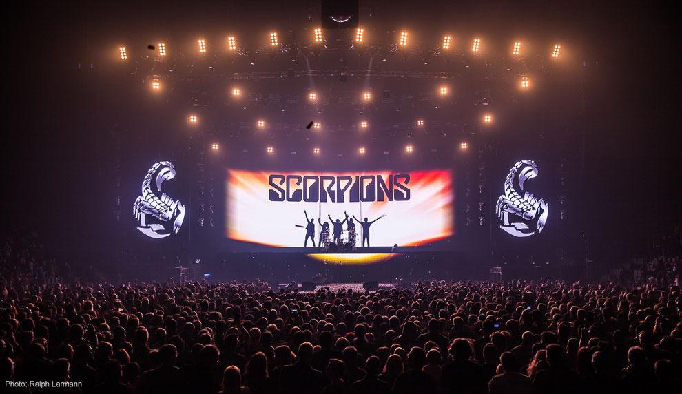 Kinetisches Equipment für die Scorpions von Movecat