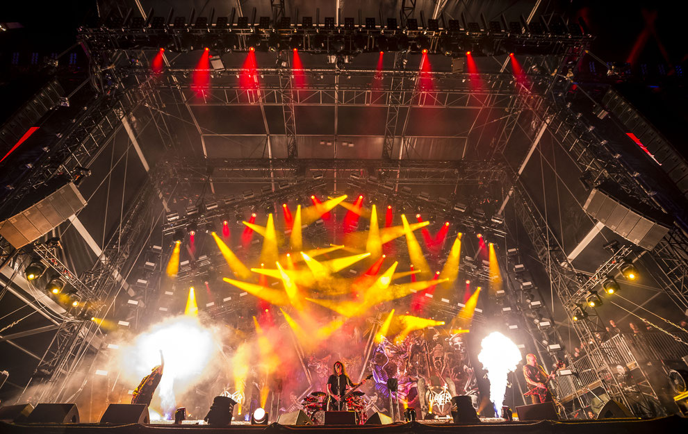 The World of Hans Zimmer touring Europe with Movecat equipment