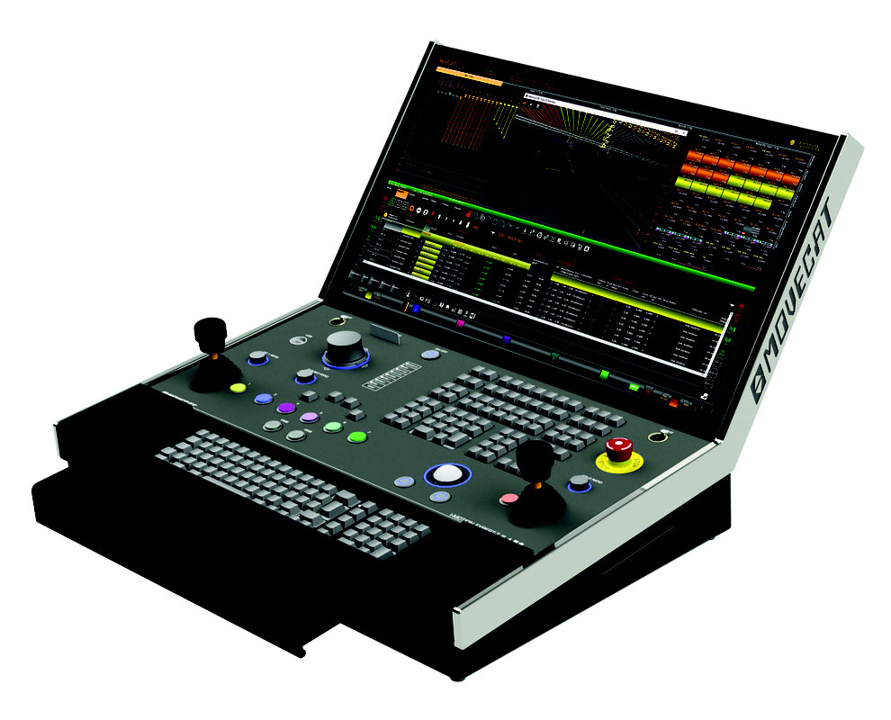 Movecat I-Motion system controller Expert-T III