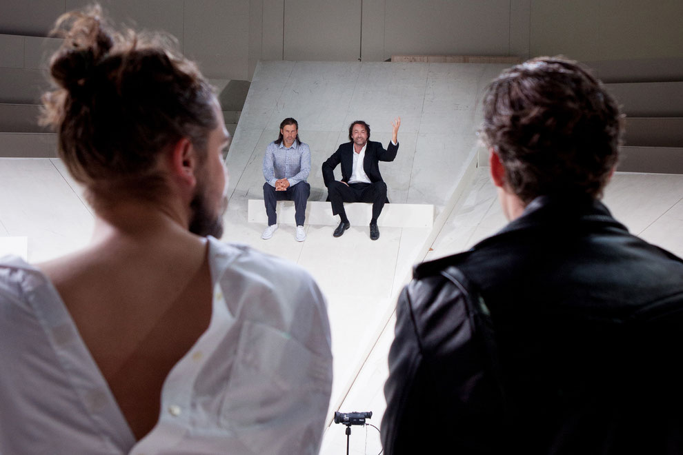 Badisches Staatstheater investiert in kinetische Technik von Movecat