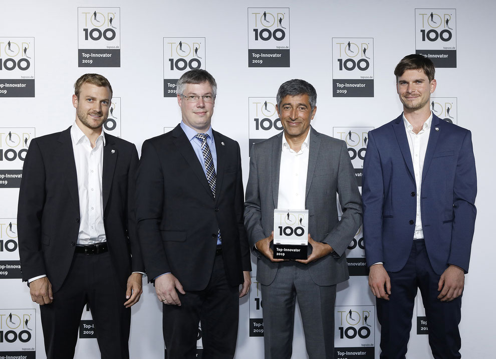 MOVECAT awarded innovation prize and TOP 100 accolade for the third time