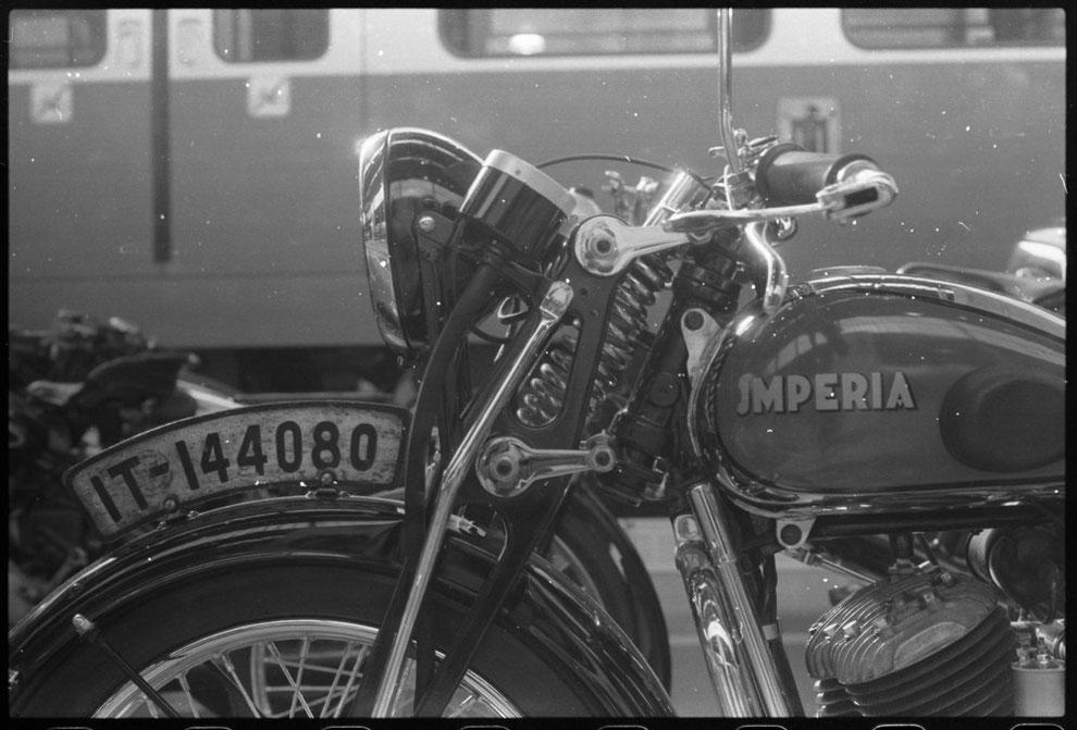 Motorrad - Imperia