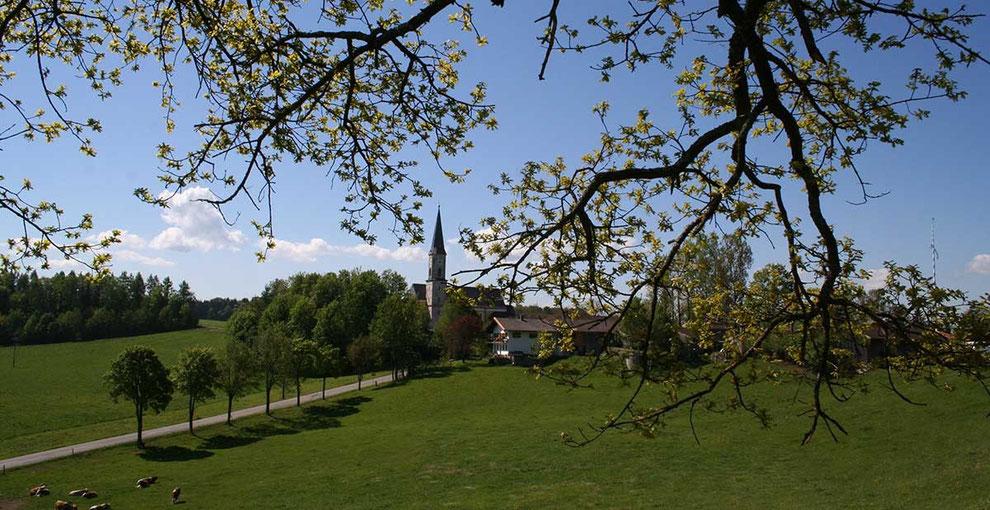 Bild: Neukirchen bei Weyarn