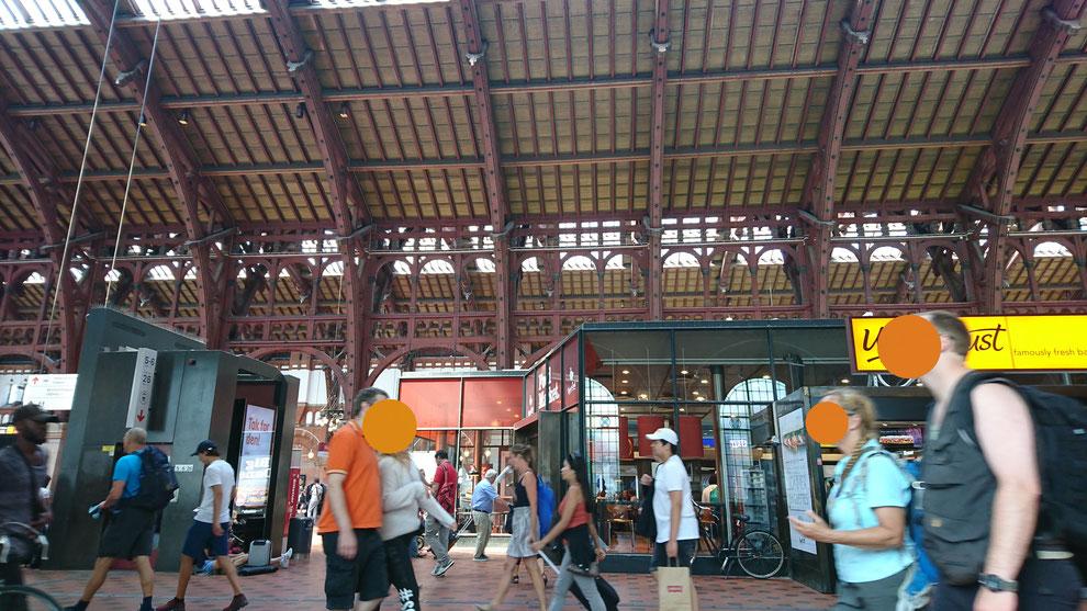 コペンハーゲン駅の様子_株式会社ウォリス