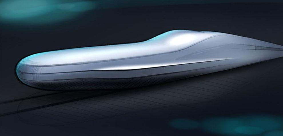超高速新幹線「ALFAX」