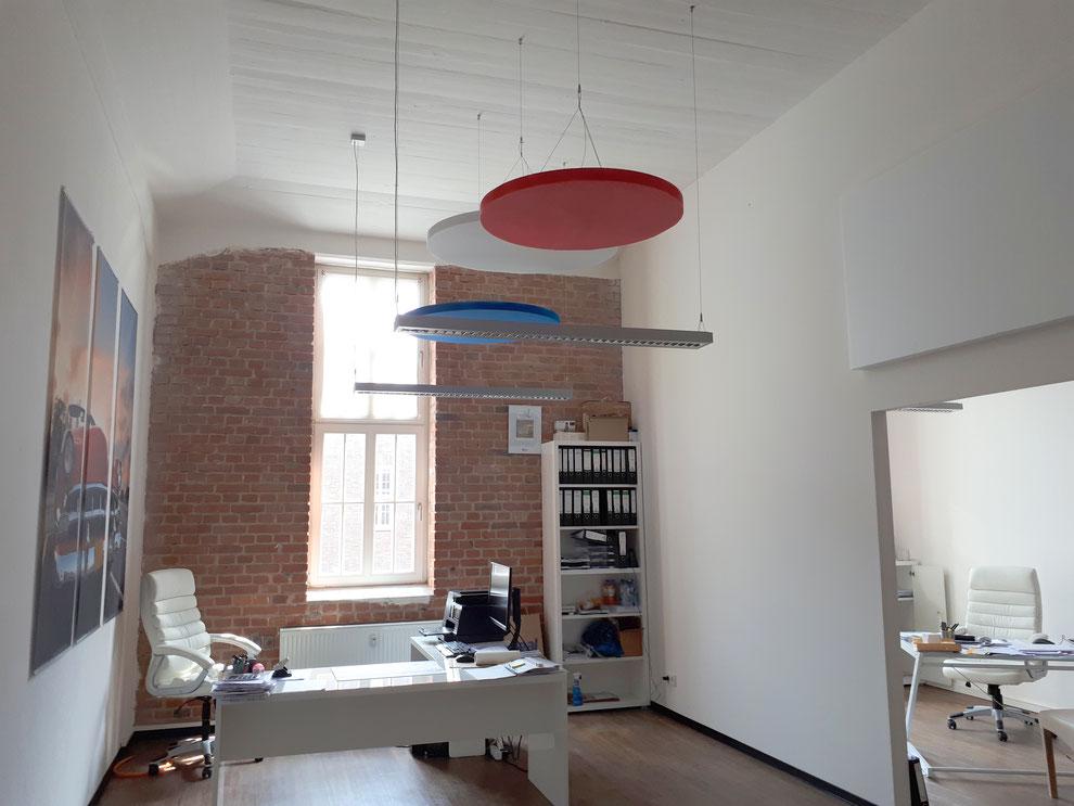 Akustik in einem denkmalgeschützten Gebäude