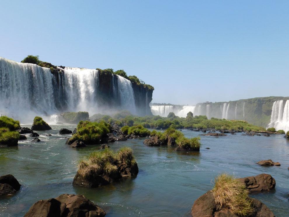 Iguaçu-Wasserfälle (Brasilien)