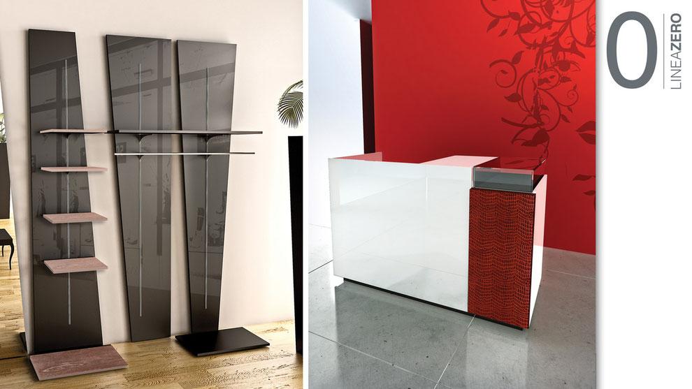 Ladeneinrichtung Design