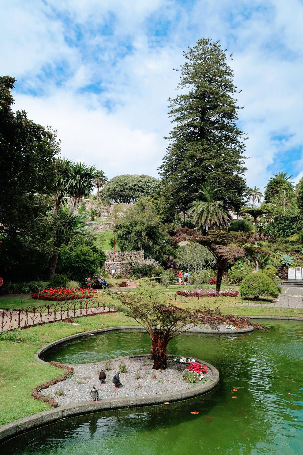 Jardim Duque da Terceira.