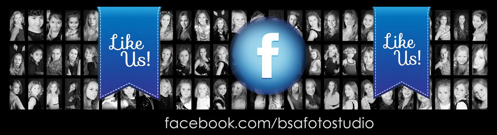 'Like onze pagina en deel deze actie en maak kans op een gratis fotoshoot