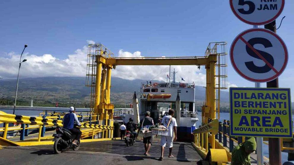 Pelabuhan Kayangan, ASDP Kayangan