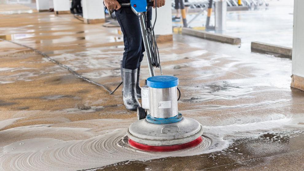 Siete consejos de limpieza industrial para una instalación productiva