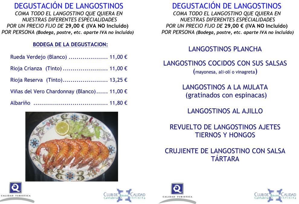 feria del langostino-la mulata-santander