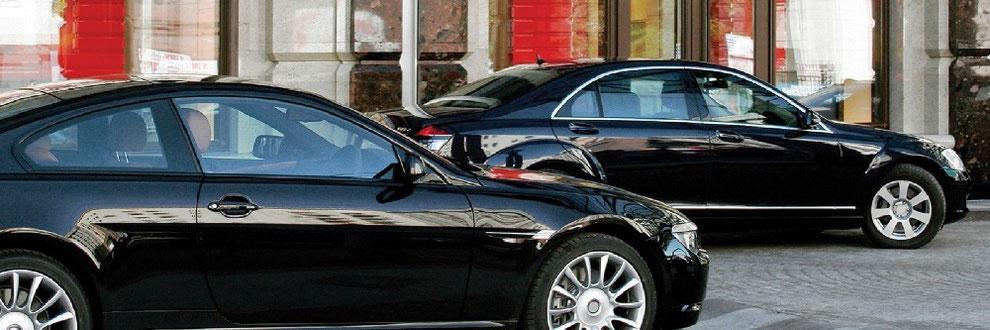 Limousine, VIP Driver and Chauffeur Service Geneva - Airport Transfer and Hotel Shuttle Service Geneva
